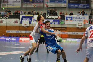 Der Serbe hat sich in der Handball-Bundesliga etabliert. Foto: HBW