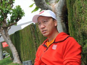 """Michael Chang: """"Kein Champion hat jemals etwas alleine geschafft!"""" (Bild: Sergio Carmona)"""