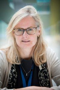 Floor Van Houdt, Referatsleiterin für Sport der Generaldirektion für Bildung, Jugend, Sport und Kultur der Europäischen Kommission